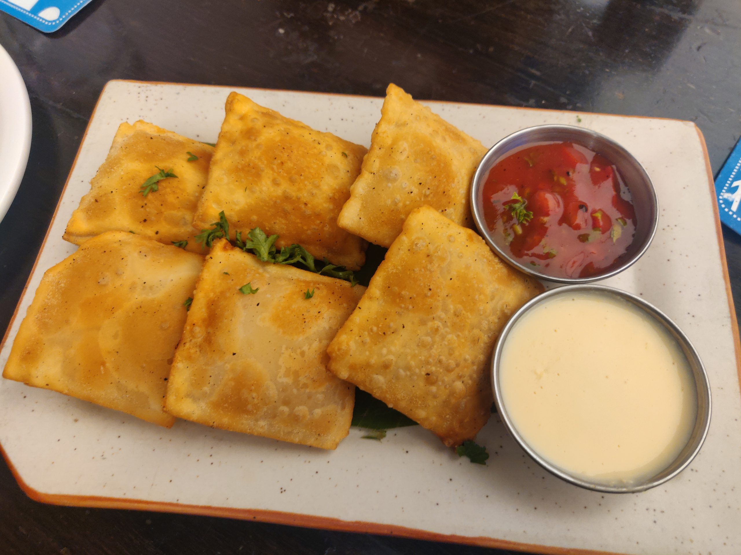 Pizza Pockets at our food blog