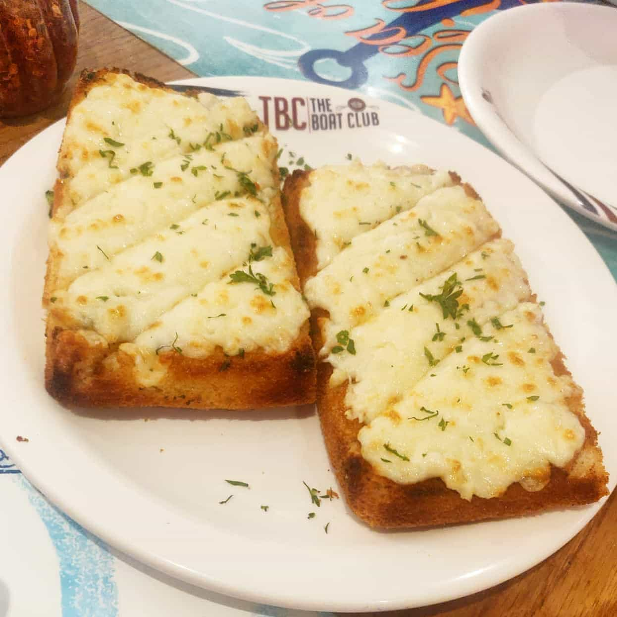 Garlic Focaccia Bread with Cheese at our food blog