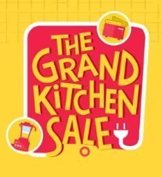 Flipkart-The grand Kitchen sale at 24.7FoodieBear our food blog
